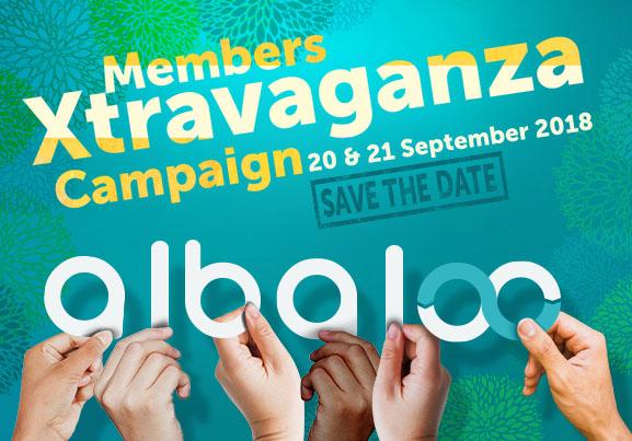 Members Xtravaganza Campaign 2018