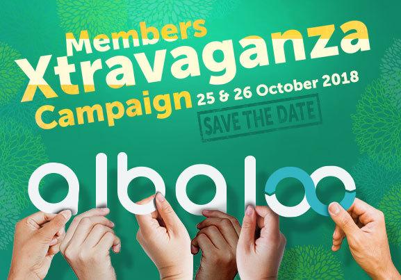 October Members Xtravanganza Campaign