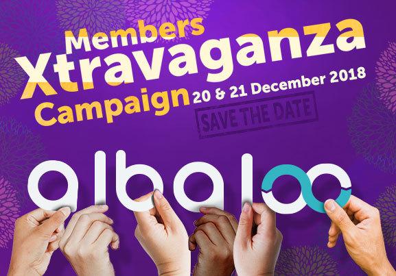 December Members Xtravanganza!