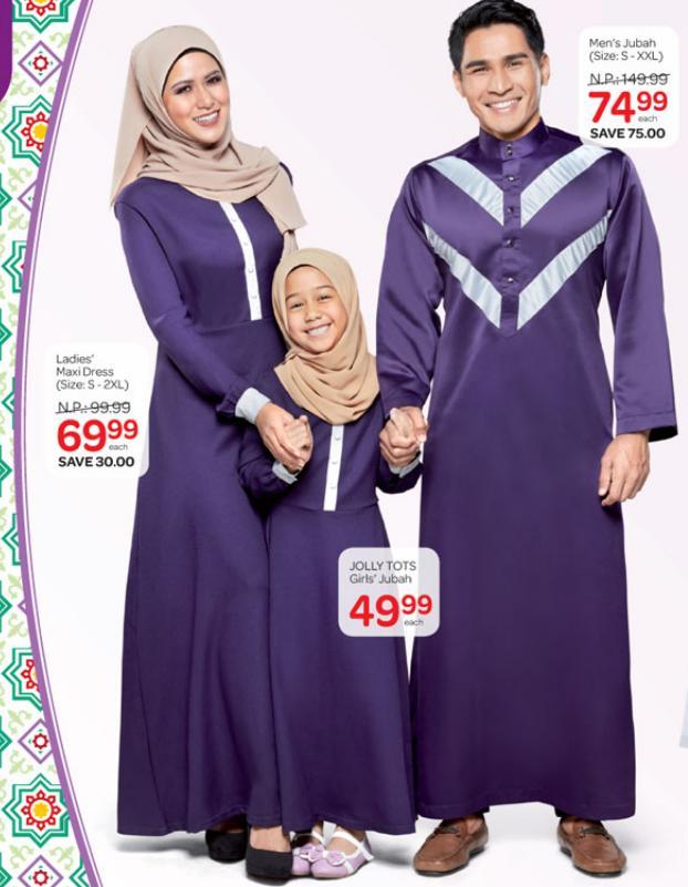 Giant Ladies Maxi Dress Jolly Tots Girl S Jubah Men S Jubah