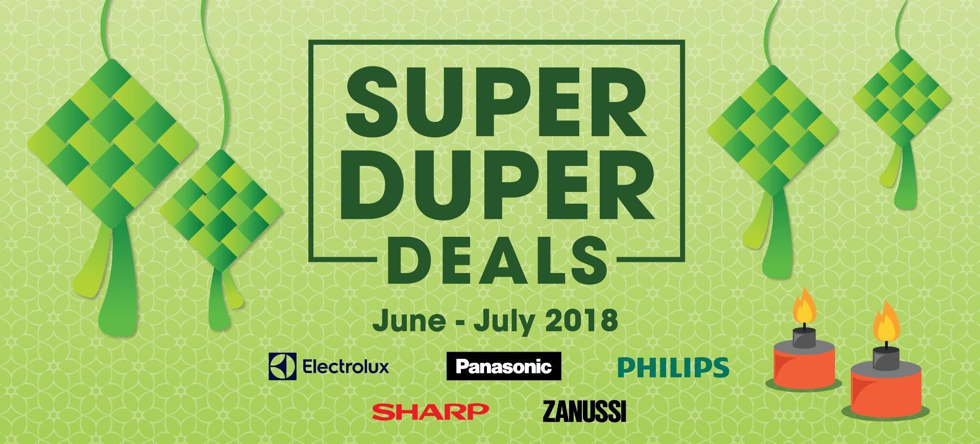 7114e9ea6f712 Tan Boon Ming Sdn Bhd: Super Duper Deals June - July 2018