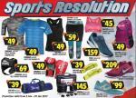 SportsDirect: Sports Resolution Promotion 2 - 29 January 2017