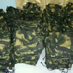 Army pants n army vest