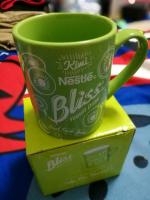 Original Nestle Bliss Yogurt Drink Kiwi Mug Cup