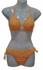 Yellow Two Piece Bikini