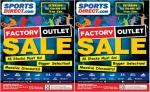 SportsDirect: Factory Outlet Sales!