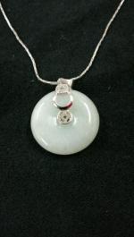 Grade A Jade necklace