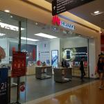 Ads Reporter : Huawei - Sunway Pyramid Shopping mall