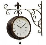 SSF Home:  Red Hot Deals - SSF CAINE 2 SIDED WALL CLOCK