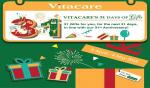 Vitacare Pharmacy: 31 Anniversary Deals!