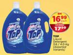 THE STORE - TOP Liquid Detergent