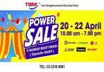 Tan Boon Ming Sdn Bhd: Power Sale @ Bukit Tinggi Klang, Outlet