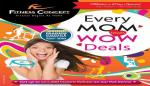Fitness Concept: WOW Deals! 16 March - 14 May 2018.