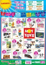 Ads Reporter: Toys R Us Malaysia Earn Fun Bonus Voucher