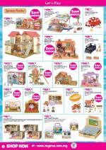 Ads Reporter: Toys R Us Malaysia Sylvanian Families