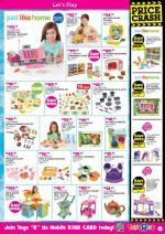 Ads Reporter: Toys R Us Malaysia Price Crash