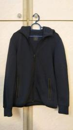 Uniqlo Navy Blue Sports Jacket