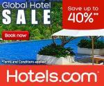 Hotels.com Online Sale