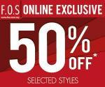 F.O.S Online Deals