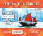 Klook Online Deals