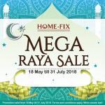 Ads Reporter : HomeFix Mega Raya Sale