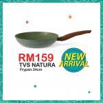 Ads Reporter : HomeFix TVS Natura Frypan 24cm
