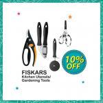 Ads Reporter : HomeFix Fiskars Kitchen Utensils/Gardening Tools