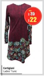 Lulu Hypermarket - Cortigiani Ladies Tunic