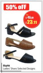 Lulu Hypermarket - Ekphk Ladies' Shoes