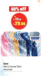 Lulu Hypermarket - Sero Men's Formal Shirt