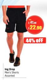 Lulu Hypermarket - Ing Drop Men's Shorts