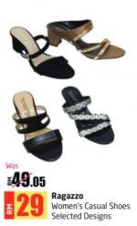 Lulu Hypermarket - Ragazzo Women's Casual Shoes