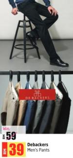 Lulu Hypermarket - Debackers Men's Pants