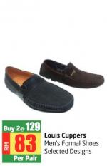 Lulu Hypermarket - Louis Cuppers Men's Formal Shoes