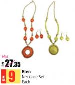Lulu Hypermarket - Eten Necklace Set