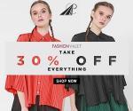 FashionValet 30% Sale