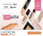 Lazada Cosmetic Sale