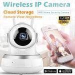 CARE HOME GC13H 1080P NIGHT VISION WIFI P2P CLOUD IP PTZ CCTV CAMERA