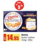Lulu Hypermarket - Danisa Butter Cookies