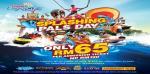 Sunway Lagoon:  Splashing Pals Day!