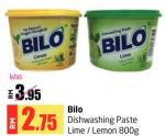 Lulu Hypermarket - Bilo Dish Washing Paste Lemon / Lime