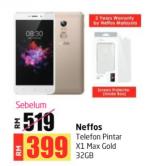 Lulu Hypermarket - Neffos Telefon Pintar