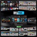 MYPADTV 1/3/6/12MONTH IPTV TOPUP PINCODE