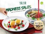 La Juiceria: 12.12 Madness Sale !