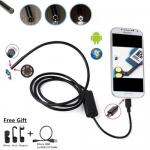 USB ANDROID+PC ENDOSCOPE WIRE PINHOLE CAMERA - 5M