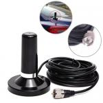 N1 DUAL BAND MAGNETIC BASE MOBILE RADIO ANTENNA - PL259 UHF MALE
