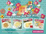 Celebrate Lunar New Year with Tedboy!