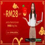 Happy Fresh: Get RM28 OFF !